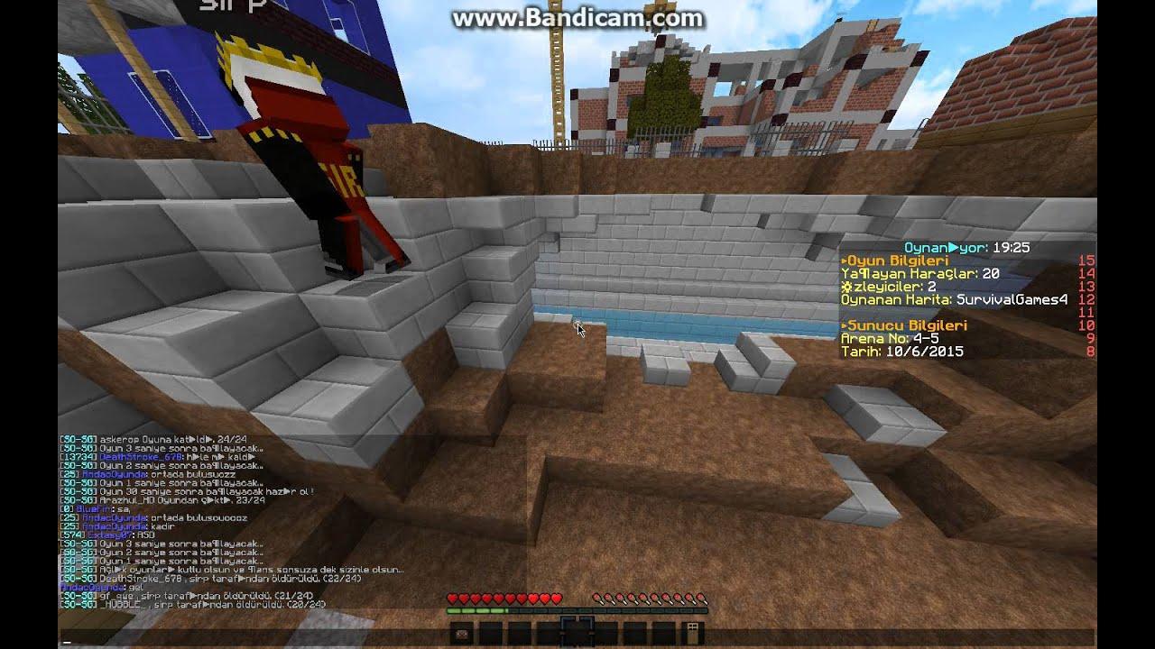 Minecraft son oyuncu hack indir