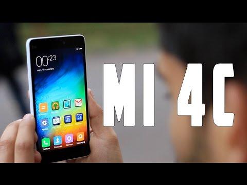 Xiaomi Mi4C, review en español