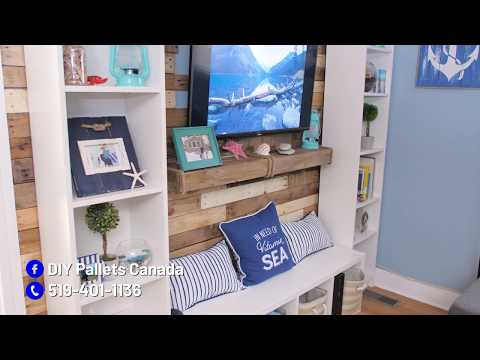 DIY Pallet Board Bundles - The Product Your Need For Your Pallet Board Accent Wall or Pallet Project