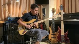 Marcus Miller Power Bass Cover (inc. bass solo)