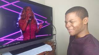 "Vocalist Reacts to Mariah Carey ft. Ty Dolla - ""The Distance"" Jimmy Fallon"