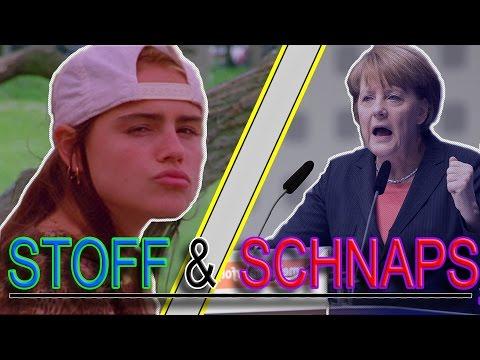 Angela Merkel singt Stoff & Schnaps