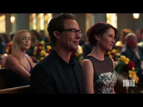 Supergirl S03E08 | Kara singing Runnin' Home to You at Barry and Iris's Wedding