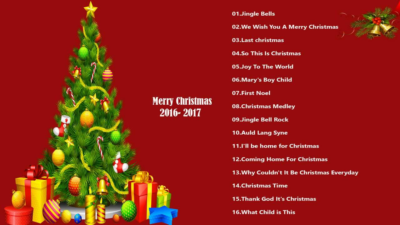 New Christmas Songs 2017 - 2018 || Best Christmas Songs Collection ...