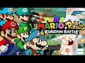 SM64 Bloopers: Stupid Mario+Rabbids