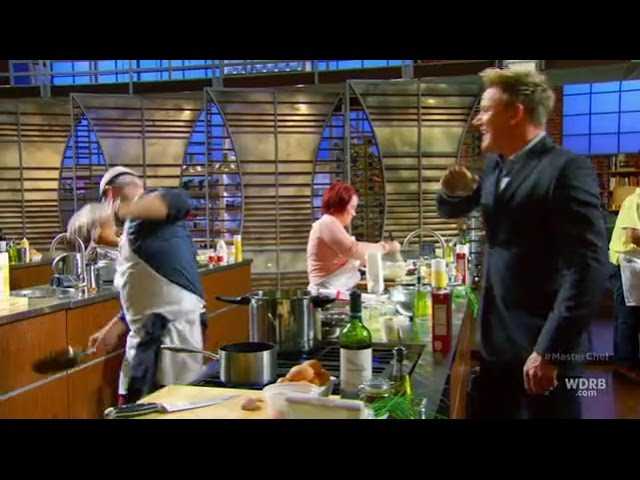 MasterChef US S06E05 - Clawing To Victory