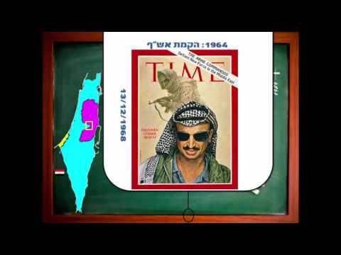 שיעורטון: קיצור תולדות הסכסוך היהודי-ערבי