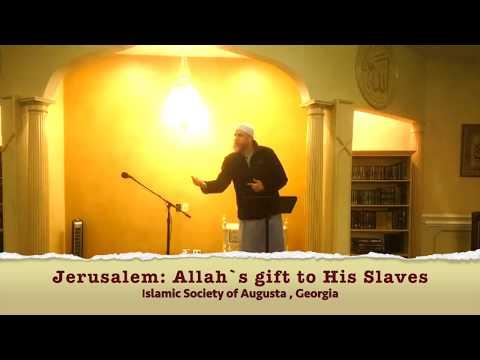 History Of Jerusalem II Karim AbuZaid