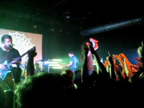 Underoath- Moving For The Sake Of Motion (live in Nashville,TN)
