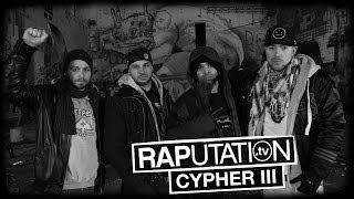 RAPutation.TV Cypher Nr. III - Ben Salomo, Liquit Walker, Tierstart, Damion Davis