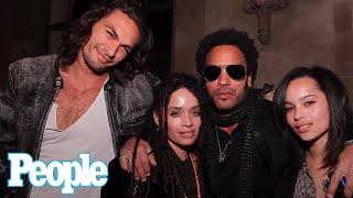 Jason Momoa, Lisa Bonet And Lenny Kravitz Are 'One Big Family' | PEOPLE