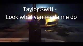 Is it Copy???   Look what you made me do |taylor swift.   Me too | meghan trainer