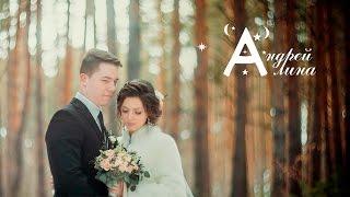 Андрей и Алина (свадебный клип)