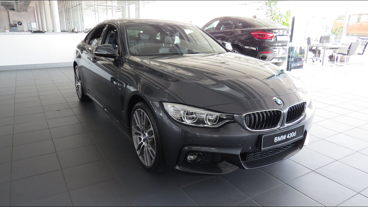 2015 bmw 430d gran coupe m sport xdrive youtube. Black Bedroom Furniture Sets. Home Design Ideas