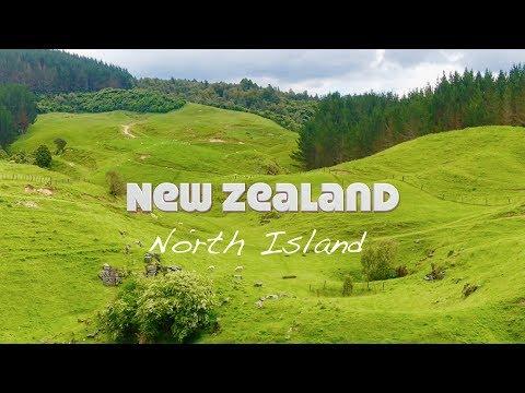 Traveling New Zealand! - North Island