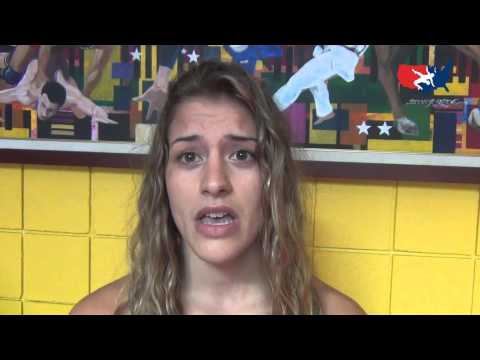 Helen Maroulis excited for opportunity to compete in Greece