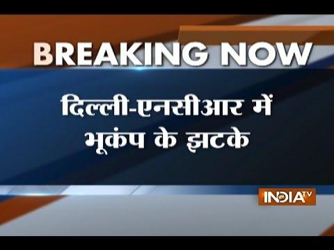 Magnitude 3.5 Earthquake Hits Delhi, NCR