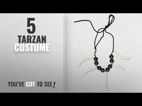 Top 10 Tarzan Costume [2018]: Forum Novelties Prehistoric Caveman Cavewoman Costume Sabre Tooth