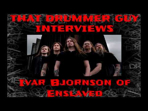 Interview with Ivar Bjornson of Enslaved