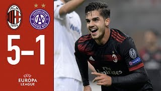 Download Mission accomplished, we are through: AC Milan v Austria Vienna 5-1 Mp3 and Videos