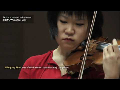 [8.573667] RIHM: Works for Violin and Orchestra, Vol. 2 (Teaser)