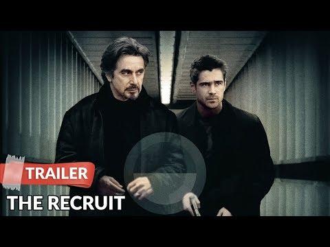 The Recruit 2003 Trailer   Al Pacino   Colin Farrell   Bridget Moynahan
