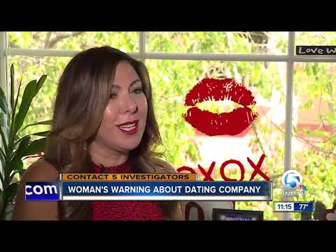 Palm Beach Gardens Woman Says Local Dating Service Took Her Money But Didn't Deliver