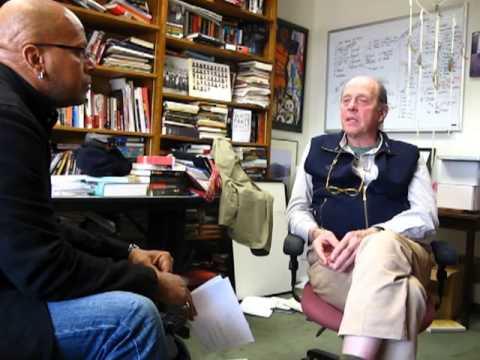 MINDfields interview with James Scott (interviewer Christian Davenport)