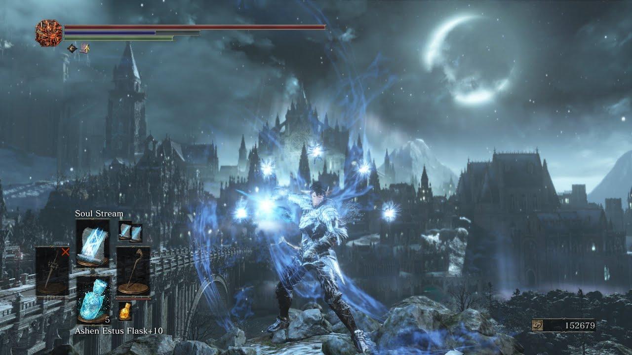 Dark Souls 3 pvp tips sorcerer build