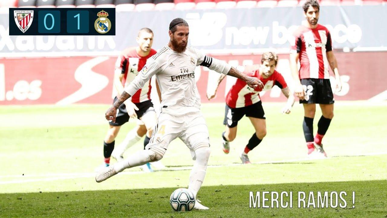 Atletic Bilbao 0-1 Real Madrid (მიმოხილვა)