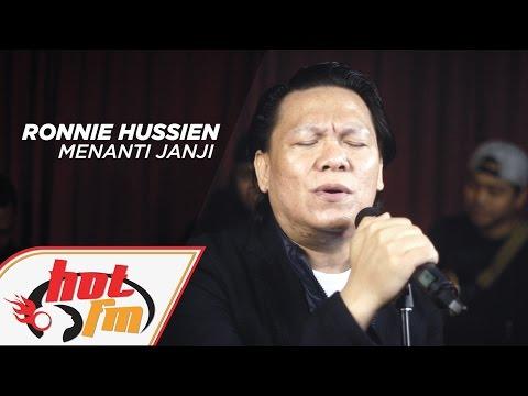 RONNIE HUSSIEN - MENANTI JANJI (LIVE) - Akustik Hot - #HotTV