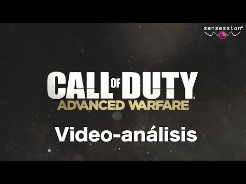 Call of Duty Advanced Warfare Análisis Sensession HD (Capturas PS4)