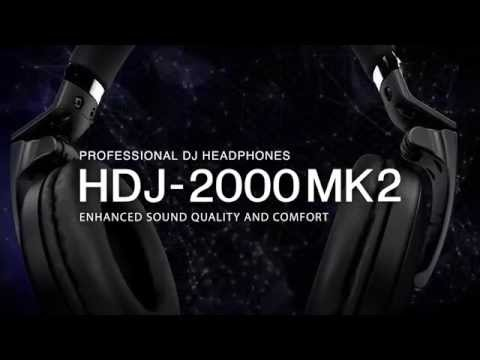 Pioneer HDJ-2000MK2 Official Introduction