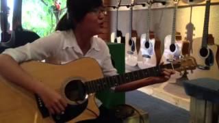 Nhé anh - Mya Yolve guitar cover