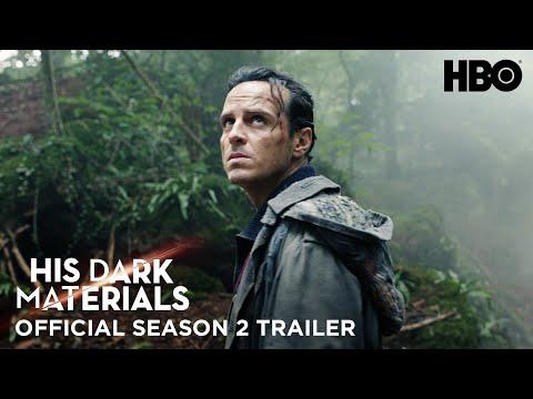 His Dark Materials: Season 2   Official Trailer   HBO