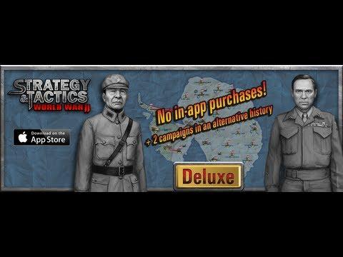 Strategy&Tactics: World War II Deluxe
