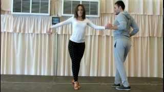 Repeat youtube video Bailando Bachata Sensual -
