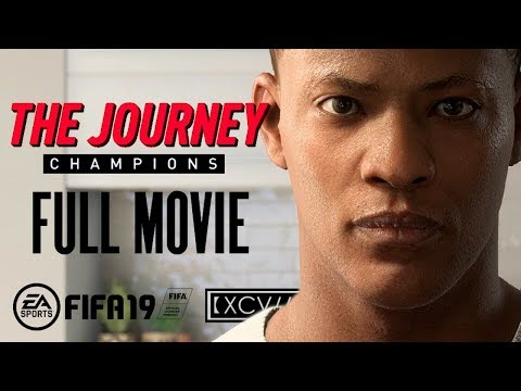 FIFA 19 | THE JOURNEY: CHAMPIONS FULL MOVIE (All Endings / Cutscenes / Gameplay ) |【XCV//】