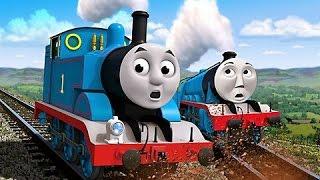 Мультфильмы для детей Паровозик #Томас и его друзья #паровозики. #thomas and friends Мультики 2017