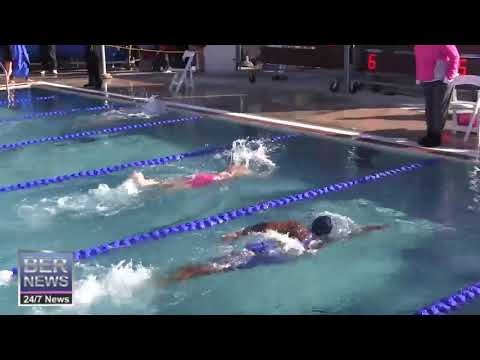 Bermuda Swimming Meet, February 2020