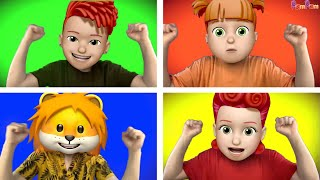 Sports Song - PamPam Family   Kids Songs Nursery Rhymes