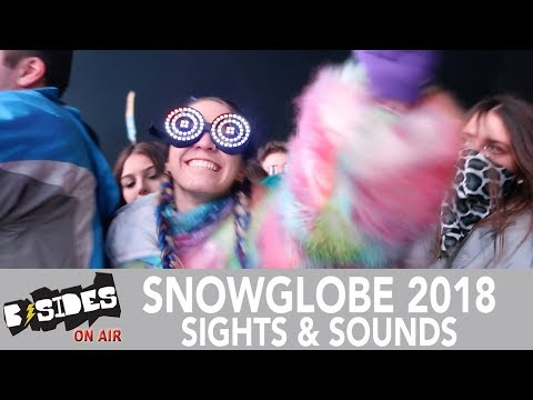 Sights & Sounds From Snowglobe 2018