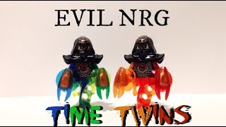 LEGO NINJAGO CUSTOM EVIL NRG PART 6 - ACRONIX AND KRUX
