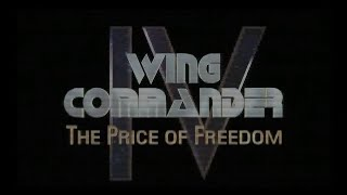 Wing Commander IV - Cinematic Trailer (1996) PC MS-DOS