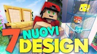 NUOVE IDEE PER ARREDARE ~ Minecraft [Design]