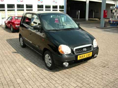 Hyundai Atos 1 0 Gls Prime Bj 2001 Pure Black Www Maxcar