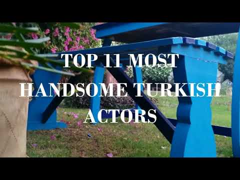 Top 11 Most Handsome 😍 Turkish Male Actors (Revised July, 2018) || Turkey
