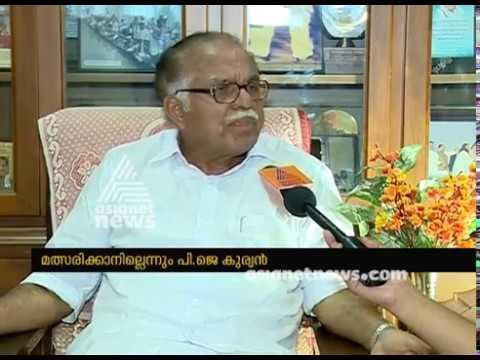 Lok Sabha election 2019 ; P J Kurien against Anto Antony and Oommen Chandy