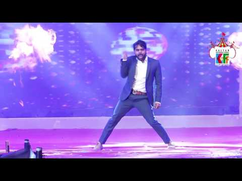 Prince Gupta Dance / KIFF Kalyan International Film Festival 2016/Dance Show