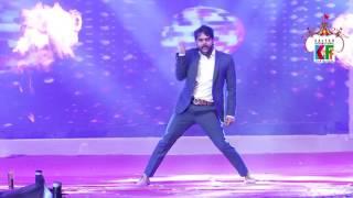 Prince Gupta Dance / KIFF Kalyan International Film Festival 2016/Dance Show